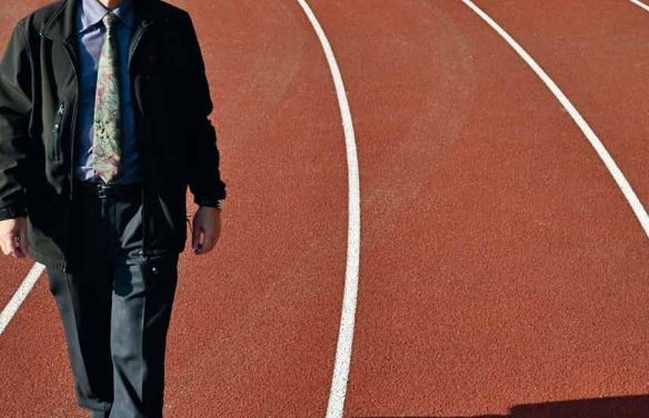 VUB & de Marathonman: Hoe je in één week 800 km kan lopen