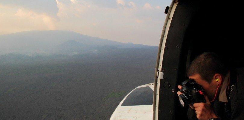 Fotoreportage: vulkanologen op missie
