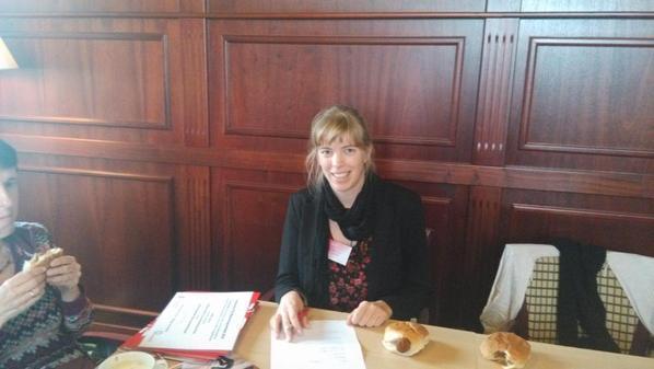 Wetenschapswinkelstudente Esther Van Lit valt in de prijzen!