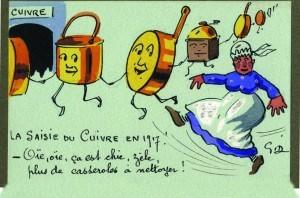 Brusselse cartoons uit de Grote Oorlog