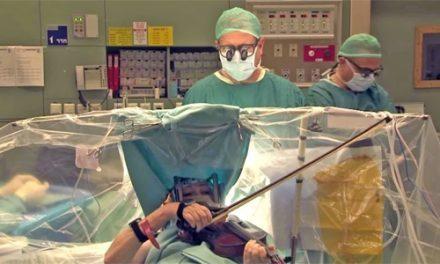 Wakker tijdens een hersenoperatie, geen droom maar realiteit!