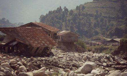 Tegen de stroom in: onderzoek naar flashfloods in Oeganda