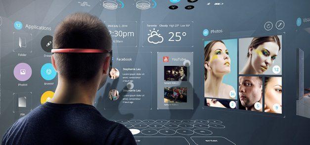 Gebruiken we straks onze Smartphone in ware 'Minority Report'-stijl?