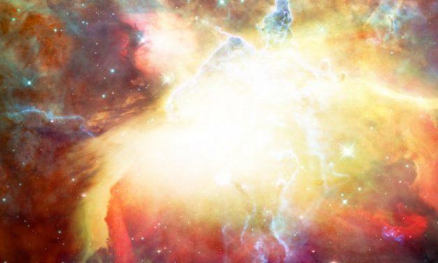 We zijn allemaal gemaakt uit sterrenstof