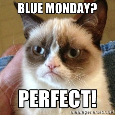 Waarom Blue Monday eigenlijk nog wel meevalt