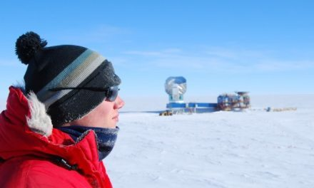 My Journey to the South Pole