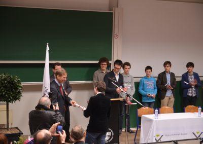 Brightspark diploma uitreiking