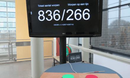 Pi-dag experiment: De naalden van Buffon