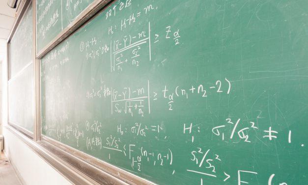 Hebben we hogere wiskunde nodig in het echte leven?