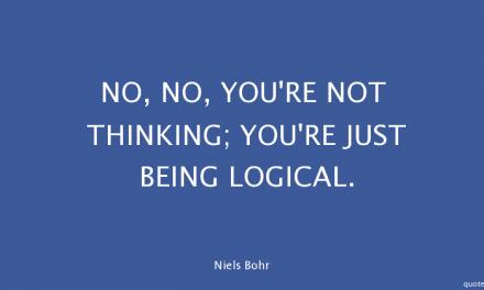 #FFF: 6 logische weetjes!