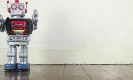 #FFF: 6 weetjes over Robotica