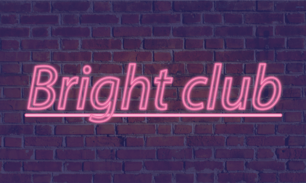 Call Bright Club Standup Comedy 11 october 2016