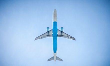 Vliegen met slimme glasvezelvleugels