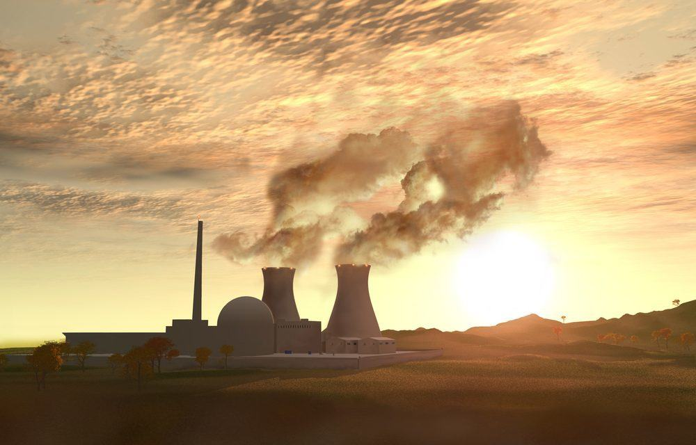 Uranium kernreactie