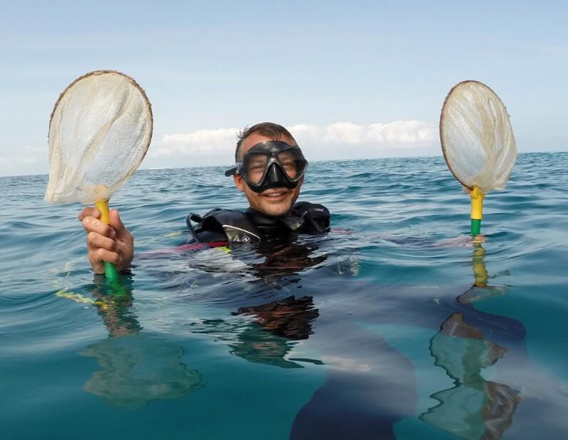 Hoe ruim kiest Nemo het sop? Op zoek naar de connectie tussen koraalriffen