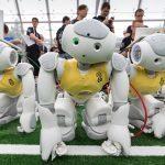 Belgische robots in Leipzig