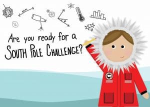 South Pole Experiment Contest