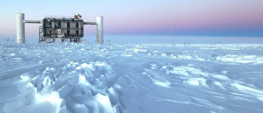 South pole stories: 90 degrees south