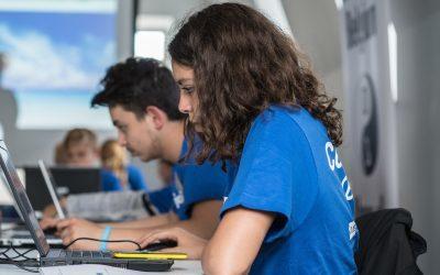 Brusselse jeugd leert coderen tijdens CoderDojo (B)XL
