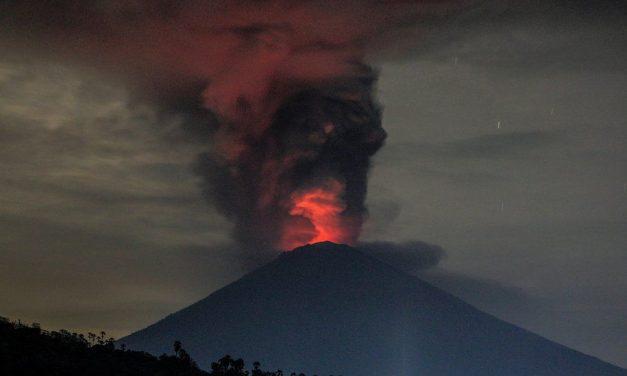 Vulkanen: waar as is, is magma