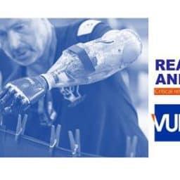 Robert Riener: human-centered tech for movement assistance.