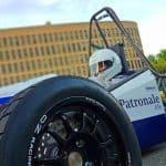 Elektrische racewagen VUB-studenten klaar voor Andorra