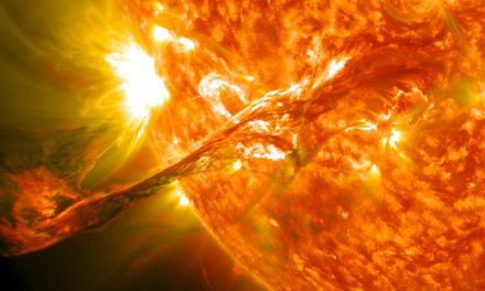 8 ways the universe might kill us – Part 3: Solar particle radiaton