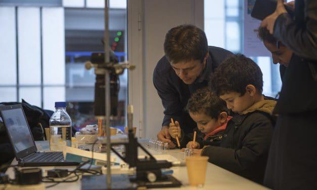 Wetenschapsfestival: vrijwilligers gezocht!