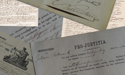 Getuigenissen: Burgerwetenschappers schijnen een licht op ons crimineel verleden