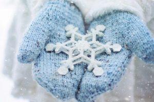 snowflake sneeuwvlokje winter