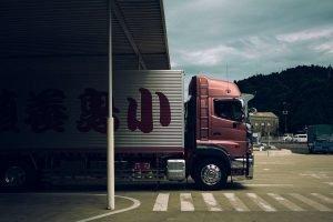 truck vrachtvervoer
