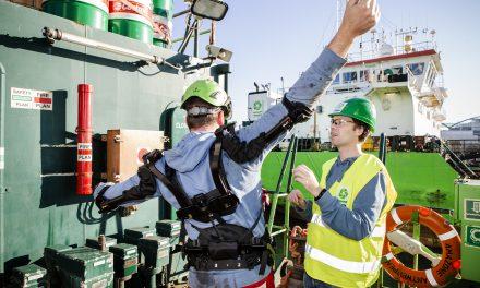 Exoskeletons kunnen jouw werk verlichten