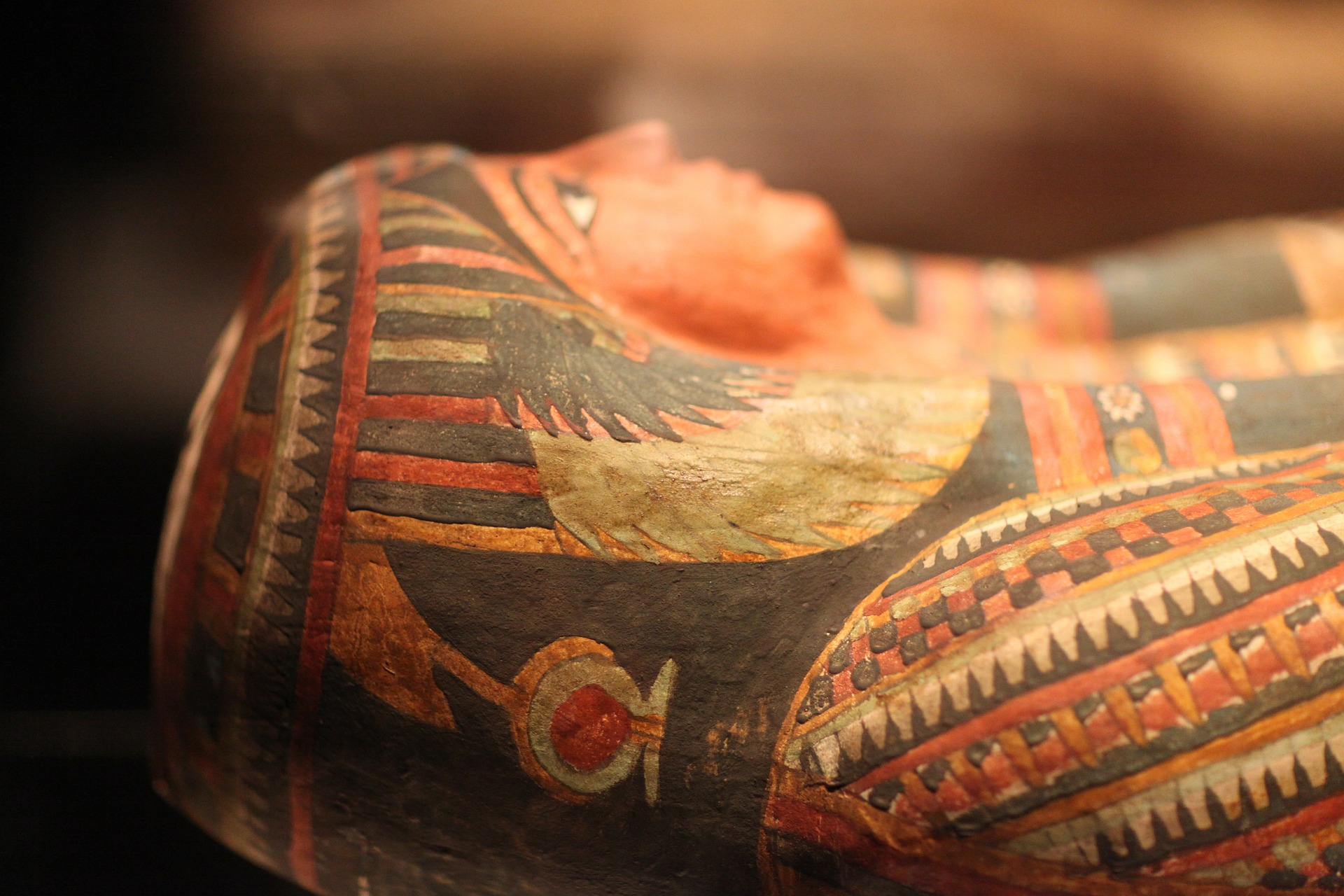 mummy egypt (Image by albertr from Pixabay)