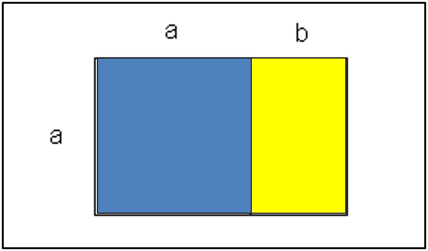 Gulden rechthoek 1