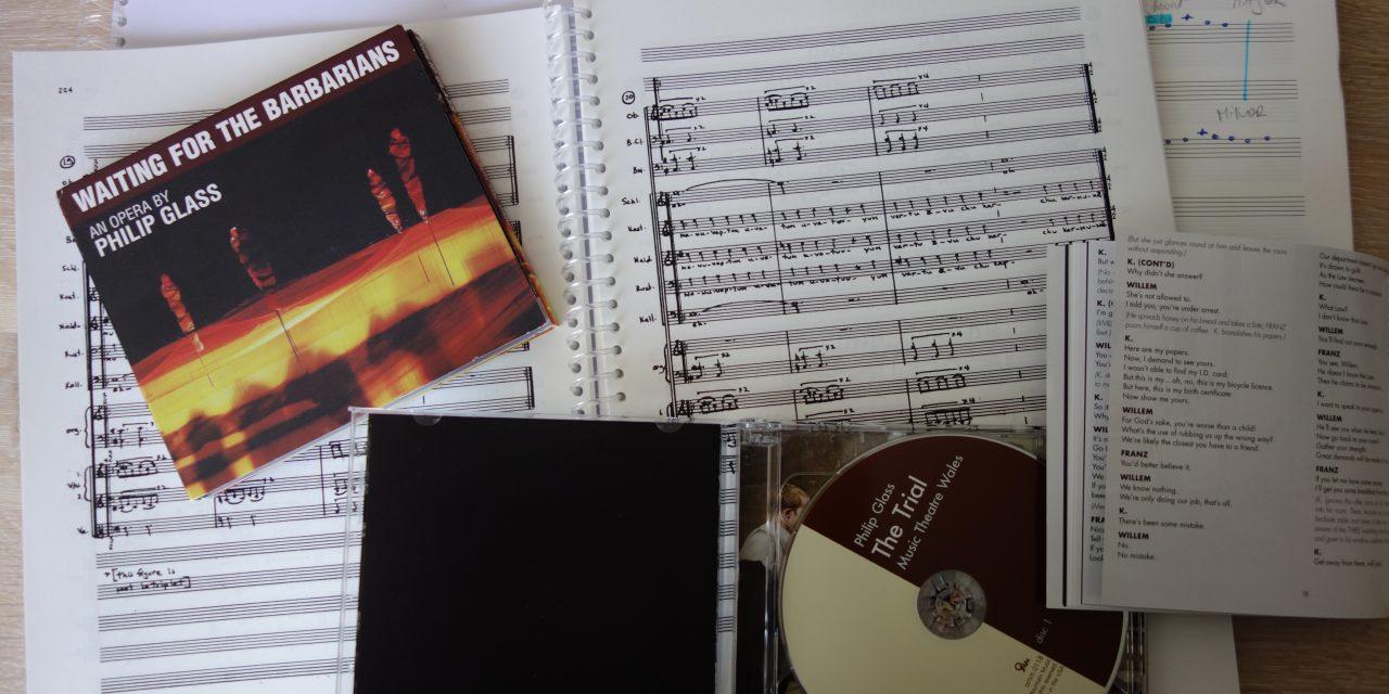 Er was eens … een Philip Glass-opera