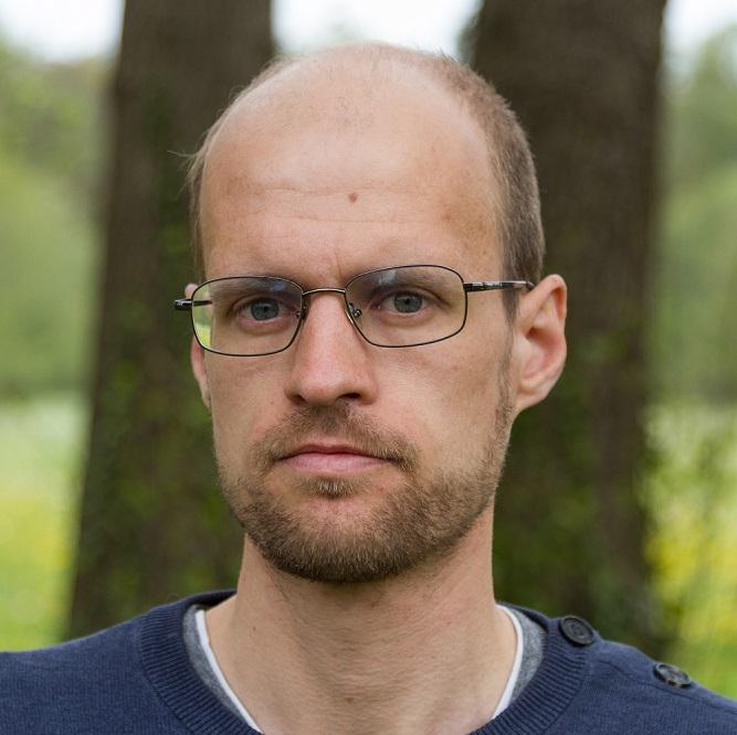 Niels de Winter - Portret