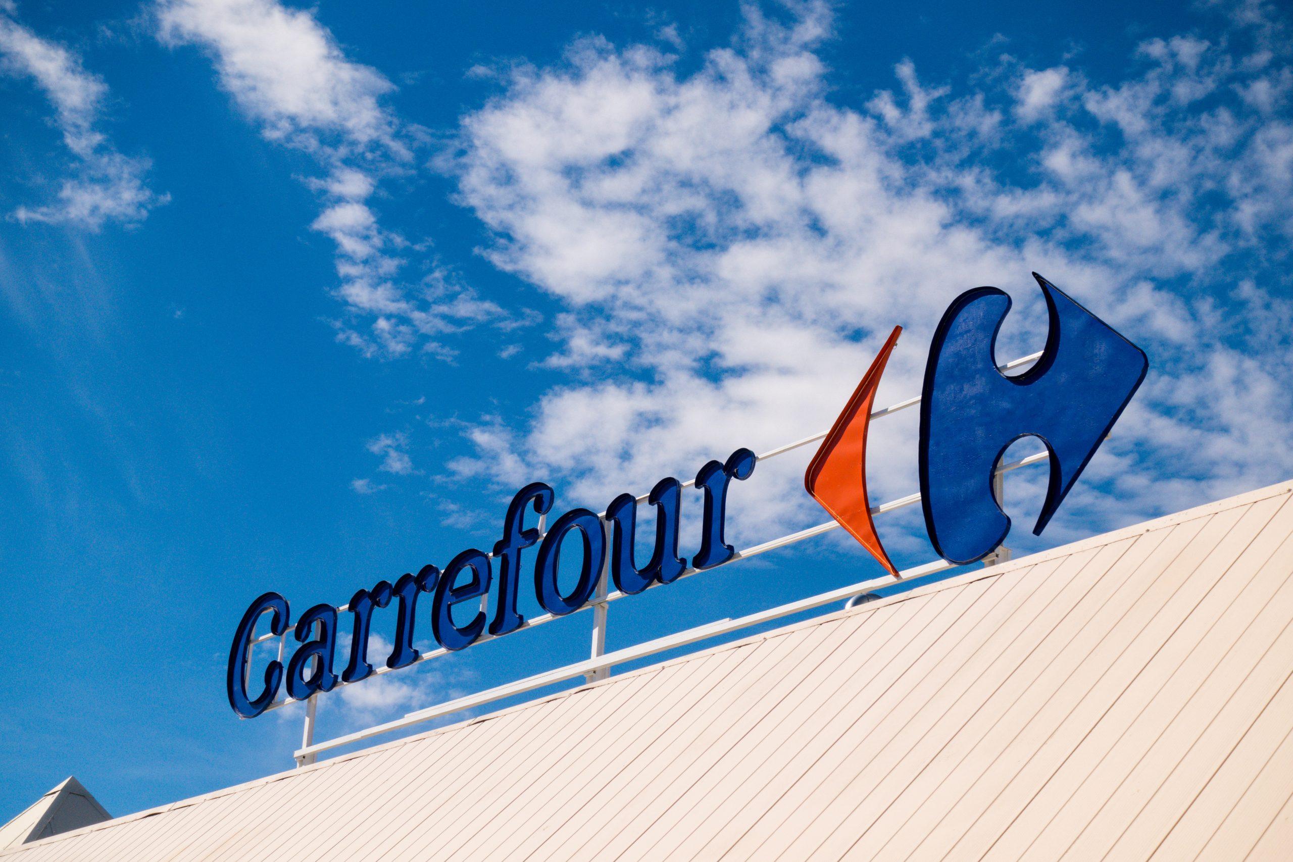 Carrefour - literair vertalen (shutterstock)