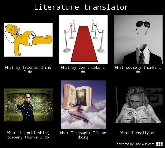 literair vertalen - meme