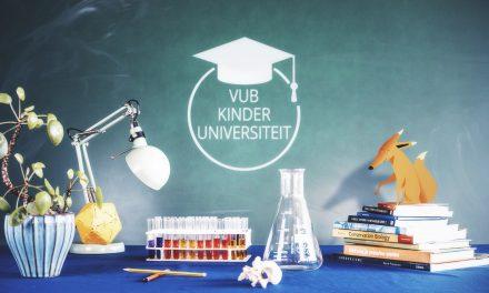 VUB Kinderuniversiteit ondersteunt leerkrachten met kant-en-klare lespakketten